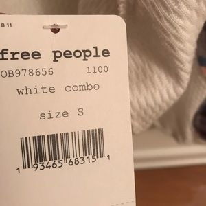 Free People Tops - Not For Sale on hold Free People Rainbow